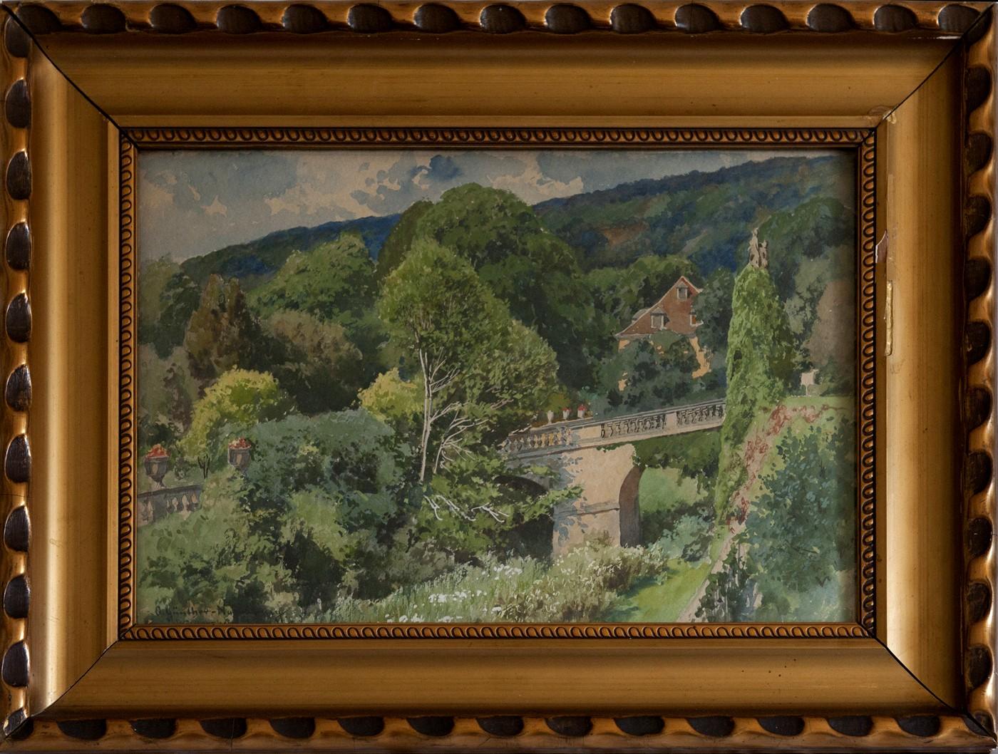 Am Schloßgarten Weikersheim
