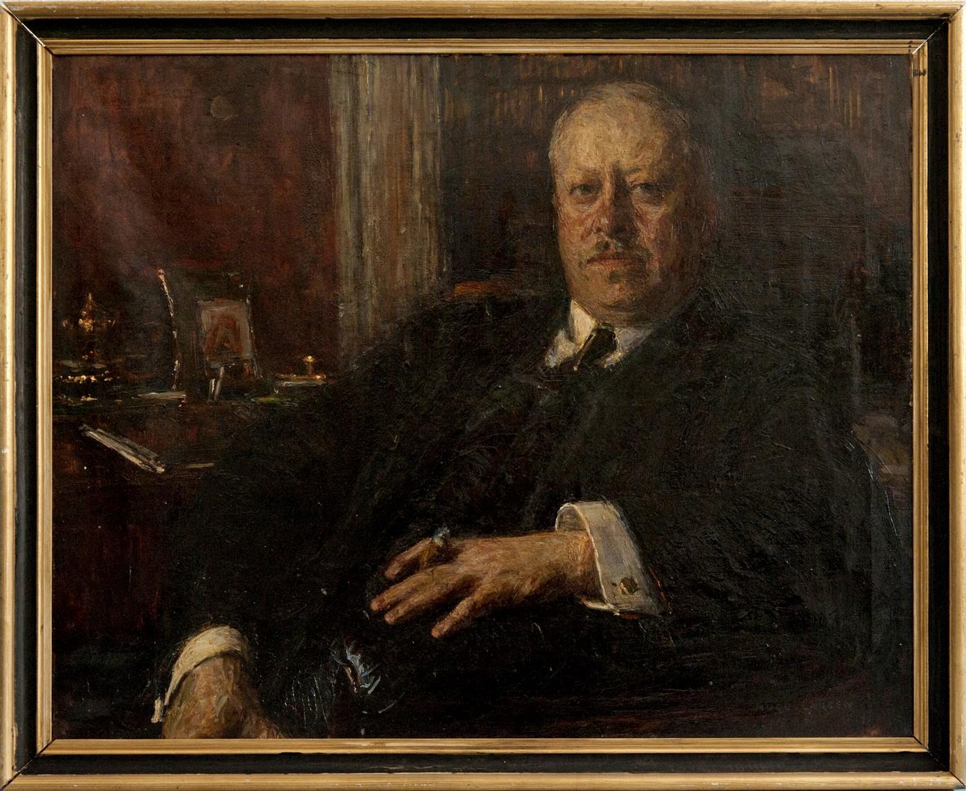 VERKAUFT! - Beim Generalkonsul (1914)