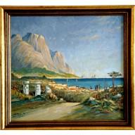 Bucht bei Capri (1915)