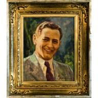 Portrait eines Gentleman der 20er Jahre