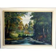 Herbstliche Waldlandschaft (1905)
